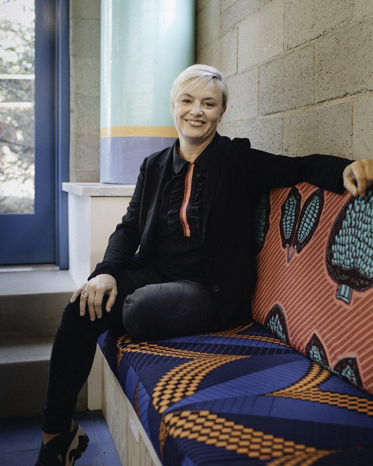 Portrait of Principal Barbara Bestor (Barbara Bestor Architecture)