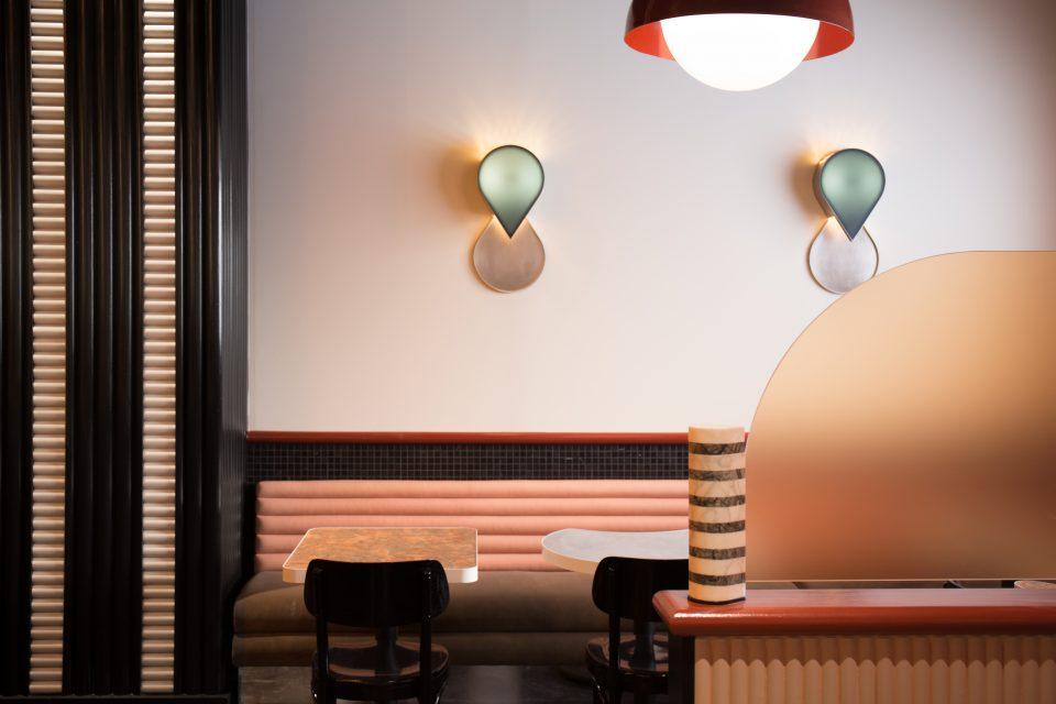 Interior view of Bibo Ergo Sum, Los Angeles (Home Studios).