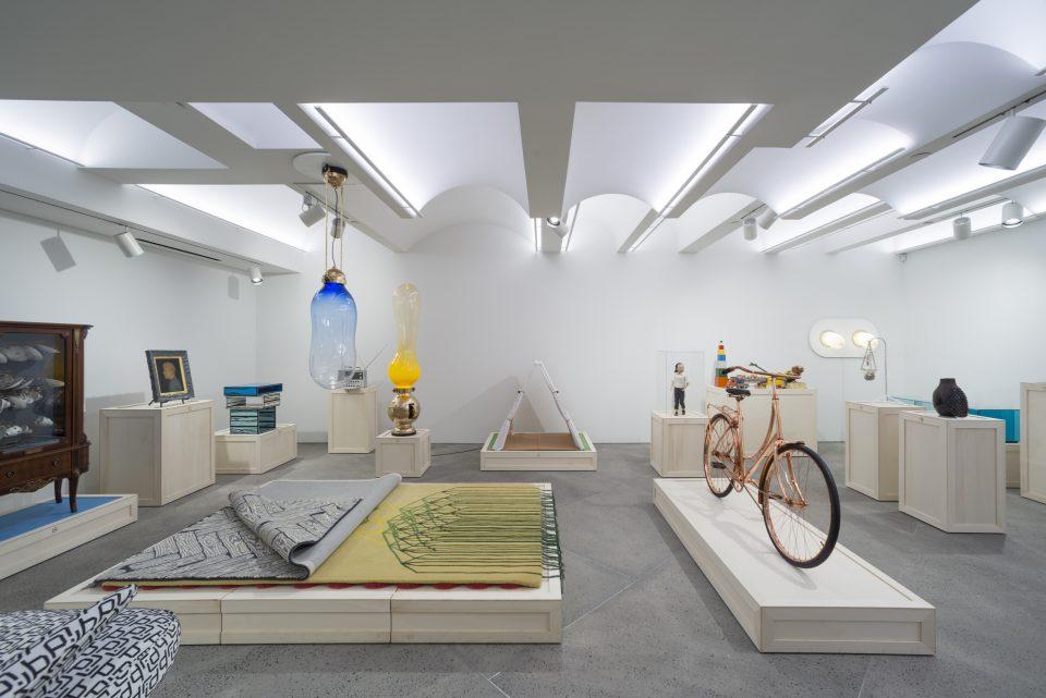 Interior view of Store, No 2, New York (Michael Vahrenwald/Esto).