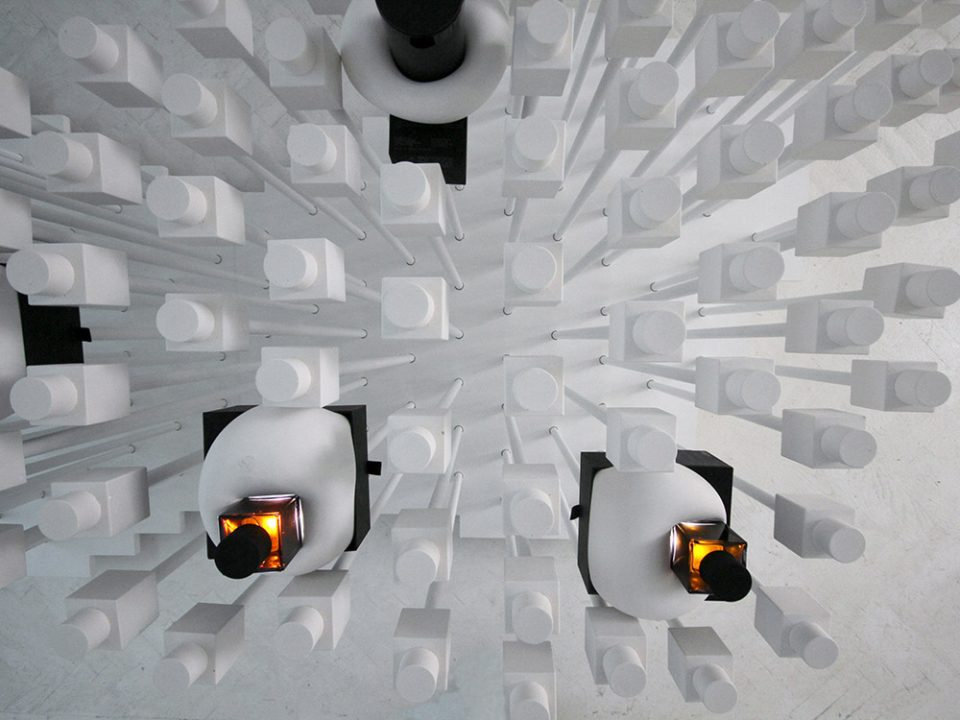 detail view of Odin, New York (Snarkitecture).