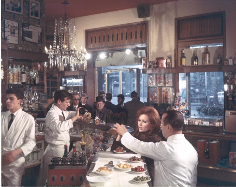 Bar Basso as it appeared in 1969.