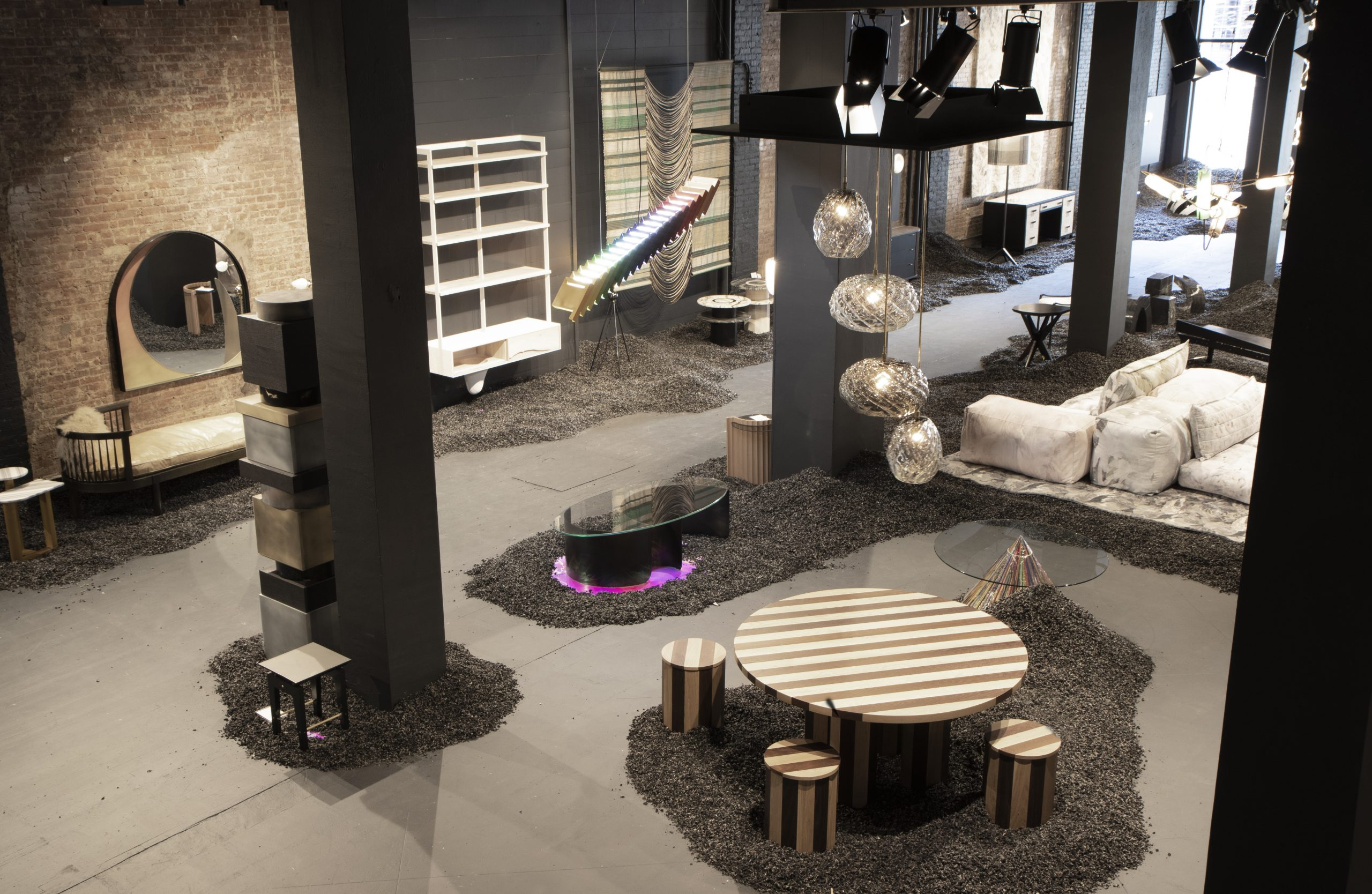 An Interiors Top 7 Installations From This Years New York