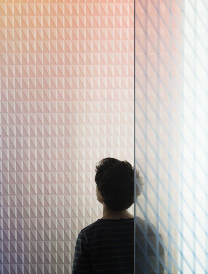 Oblique & Chevron Ronan and Erwan Bouroullec for Skyline Design