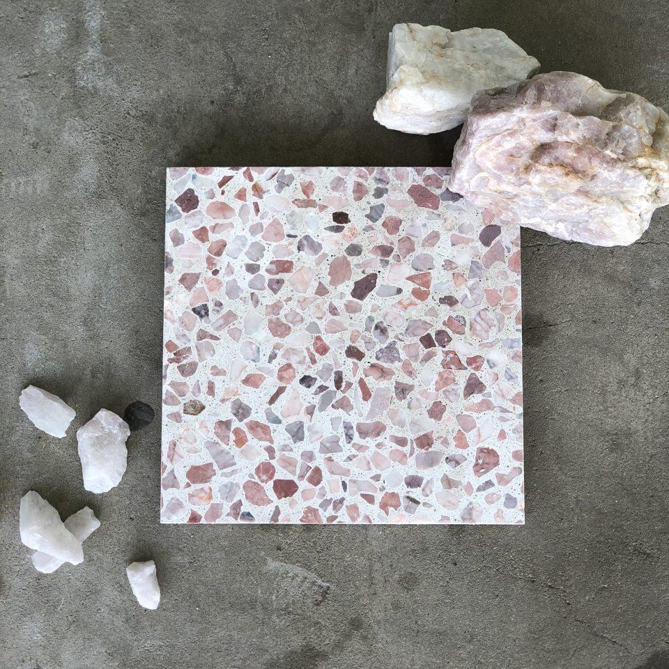 Rose Quartz Concrete Collaborative
