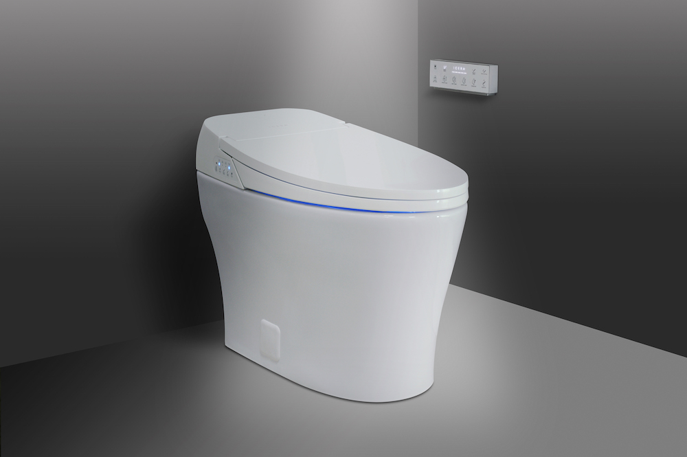 Muse iWashIntegrated Bidet Toilet Icera